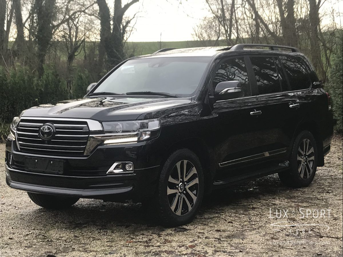 Toyota Land Cruiser 200 V8 Executive 2019