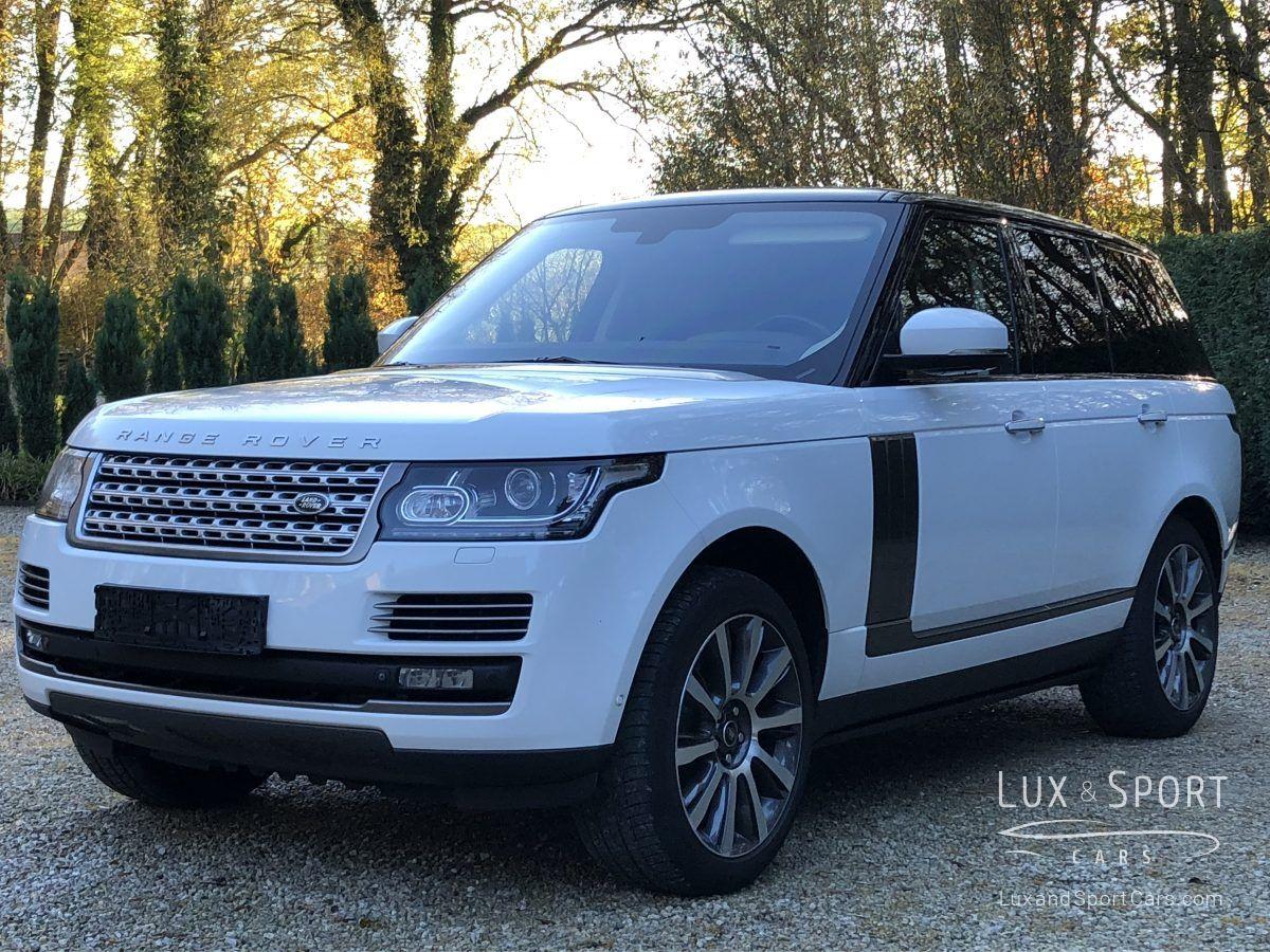 Land Rover Range Rover V8 S/C Autobiography + VIP 4 PL +++